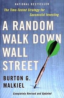 <i>A Random Walk Down Wall Street</i> book by Burton Malkiel