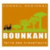 Official seal of Bounkani Region