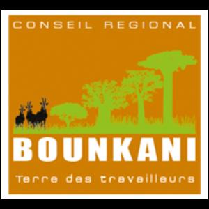 Bounkani - Image: Bounkani Region (Ivory Coast) logo