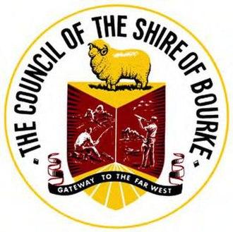 Bourke Shire - Image: Bourke Shire Council Logo