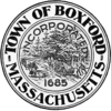 Official seal of Boxford, Massachusetts