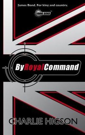 By Royal Command - Hardback cover