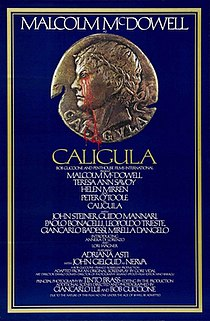 <i>Caligula</i> (film) 1979 film by Tinto Brass