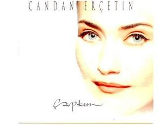 <i>Çapkın</i> 1997 studio album by Candan Erçetin