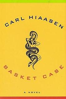 <i>Basket Case</i> (novel) novel by Carl Hiaasen