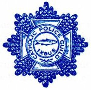 Catholic Police Guild - Logo of the Catholic Police Guild