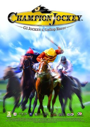 Champion Jockey: G1 Jockey & Gallop Racer - Image: Champion jockey