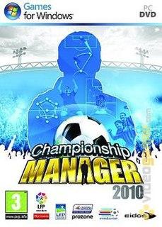 <i>Championship Manager 2010</i> video game