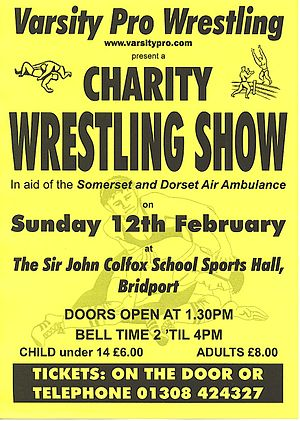 Charity show