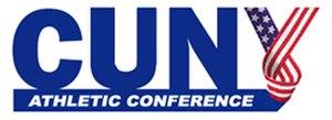 City University of New York Athletic Conference - Image: City University of New York Athletic Conference logo