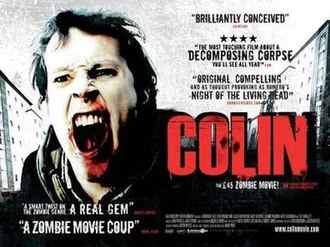 Colin (film) - Theatrical release poster