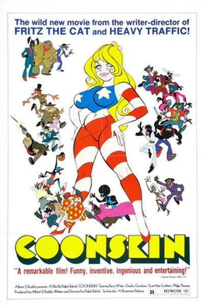 Picture of a movie: Coonskin