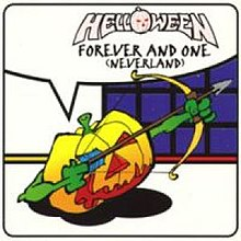 Cover of Forever and One (single).jpg