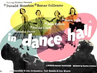 <i>Dance Hall</i> (1950 film) 1950 film by Charles Crichton