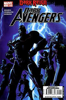 <i>Dark Avengers</i> Group of fictional characters