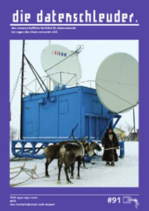 Datenschleuder - Issue 91