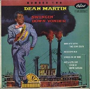 Swingin' Down Yonder - Image: Dean Martin Swingin Down Yonder