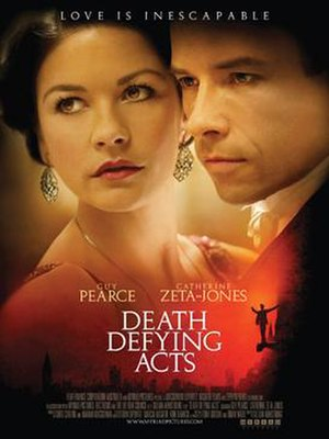 Death Defying Acts - Promotional movie poster