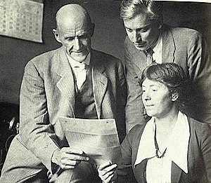 Max Eastman - Eugene V. Debs, Max Eastman and Rose Pastor Stokes in 1918.