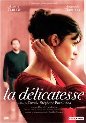 Delicacy (film) - Film poster