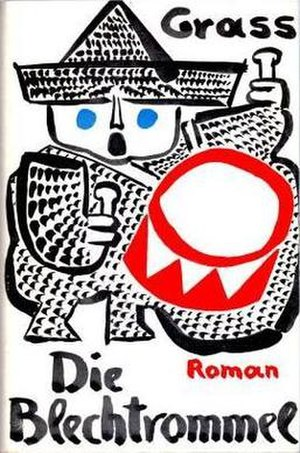The Tin Drum - Image: Die Blechtrommel earliest edition german