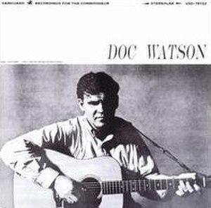 Doc Watson (album) - Image: Doc Watson Vanguard Debut