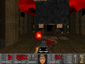 Linux gaming - Doom was one of the first major commercial games to be released for Linux.