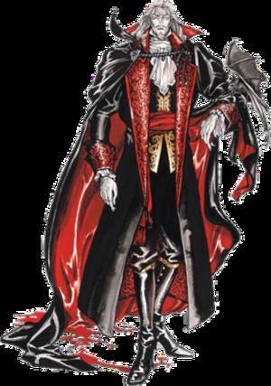 Dracula (Castlevania) - Image: Dracula sotn