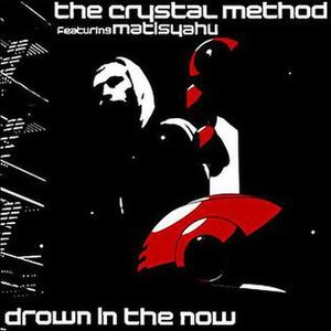 "Divided by Night - The cover of the ""Drown in the Now"" single released on iTunes on April 14, 2009."