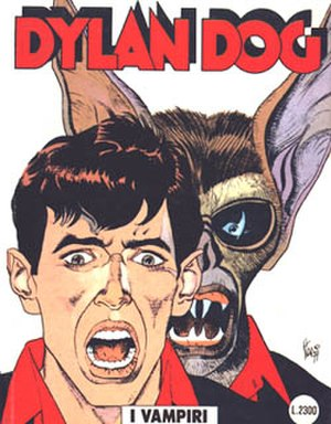 Dylan Dog - Dylan Dog No. 62 cover by Angelo Stano
