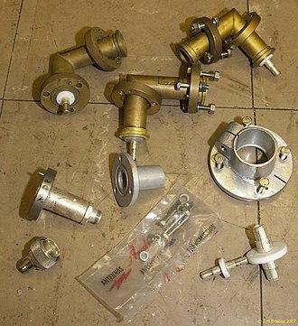 EIA RF Connectors - Image: EIA parts