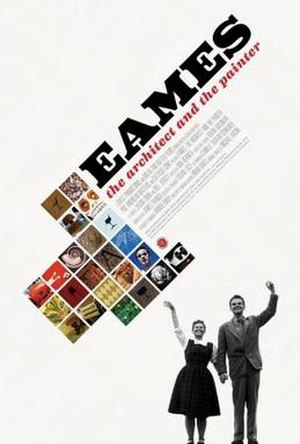 Eames: The Architect and the Painter - Image: Eames The Architect and the Painter Film Poster
