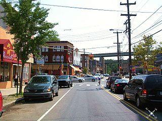 East Falls, Philadelphia Neighborhood of Philadelphia in Philadelphia County, Pennsylvania, United States