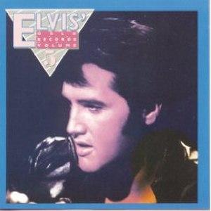 Elvis' Gold Records Volume 5 - Image: Elvis Gold 5