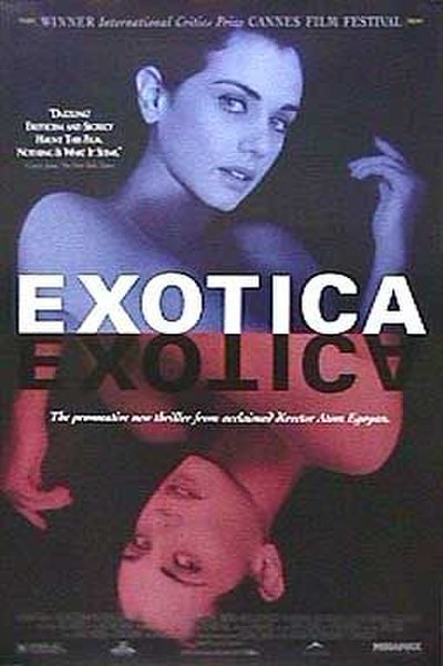 Picture of a movie: Exotica