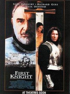 <i>First Knight</i> 1995 film by Jerry Zucker