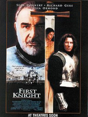 First Knight - Theatrical release poster