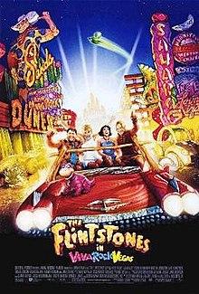 the flintstones in viva rock vegas wikipedia