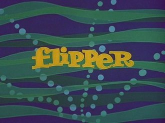Flipper (1964 TV series) - Title screen