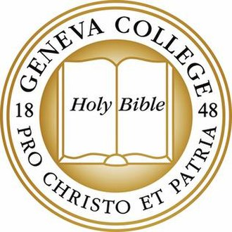 Geneva College - Image: Geneva College logo