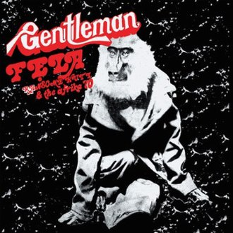 Gentleman (Fela Kuti album) - Image: Gentleman Fela Kuti