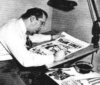 George Evans (cartoonist) - Image: George evans