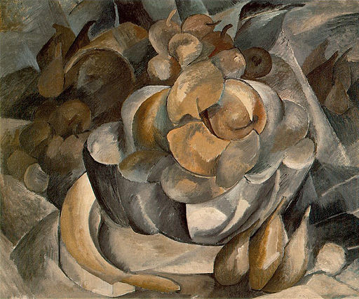 Georges Braque - Fruit Dish