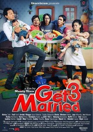 Get Married 3 - Theatrical poster
