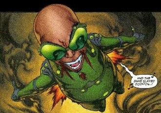 Gizmo (DC Comics) - Image: Gizmo (DC Comics character)
