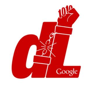 Google-Liberation-Front logo