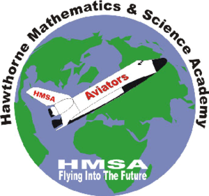 Hawthorne Math and Science Academy - Image: HMSA web logo
