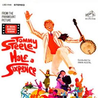 Half a Sixpence (film) - Half a Sixpence (Soundtrack LP)
