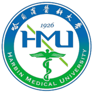 Harbin Medical University - Image: Harbin Medical University logo