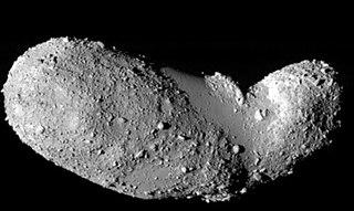 25143 Itokawa asteroid